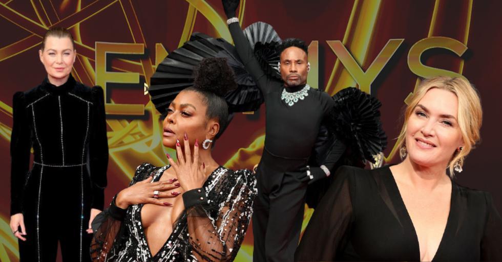 En esta galería, conoce a las estrellas que apostaron por un look total black para su paso por la alfombra roja de los Emmy 2021. (Fotos: Instagram)