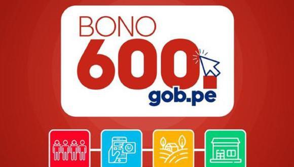 El Bono 600 servirá de gran ayuda para los peruanos afectados por la pandemia del coronavirus. (Foto: Gob.pe)