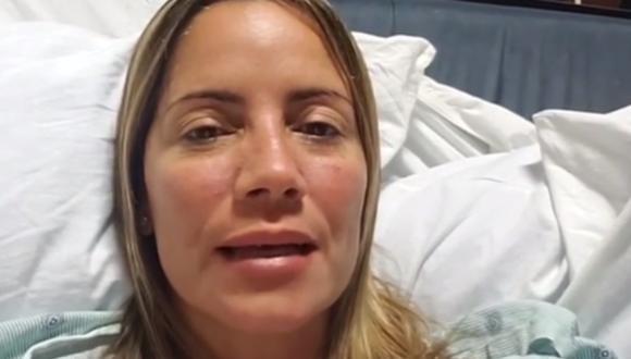 Melina León viene recuperándose tras dar positivo a prueba de coronavirus. (Foto: @melinaleonoficial)