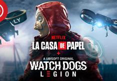 La Casa de Papel llegó al videojuego Watch Dogs: Legion a través de una misión especial