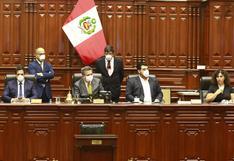 Congreso: el pleno sesionará en Abancay el 4 de noviembre