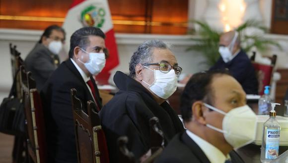 El presidente Martín Vizcarra convocó a una reunión del Consejo de Estado para este lunes a las 5 p.m. (Foto: Presidencia)
