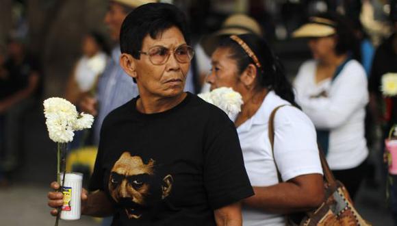 México: Cuerpos hallados no son de estudiantes desaparecidos