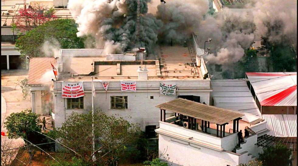 El día que rescataron a los 71 rehenes de la embajada de Japón - 1