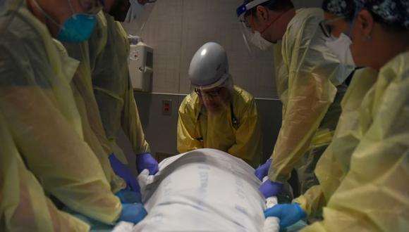 Coronavirus en Estados Unidos | Últimas noticias | Último minuto: reporte de infectados y muertos hoy, domingo 29 de noviembre del 2020 | COVID-19 USA | (Foto: REUTERS/Callaghan O'Hare).