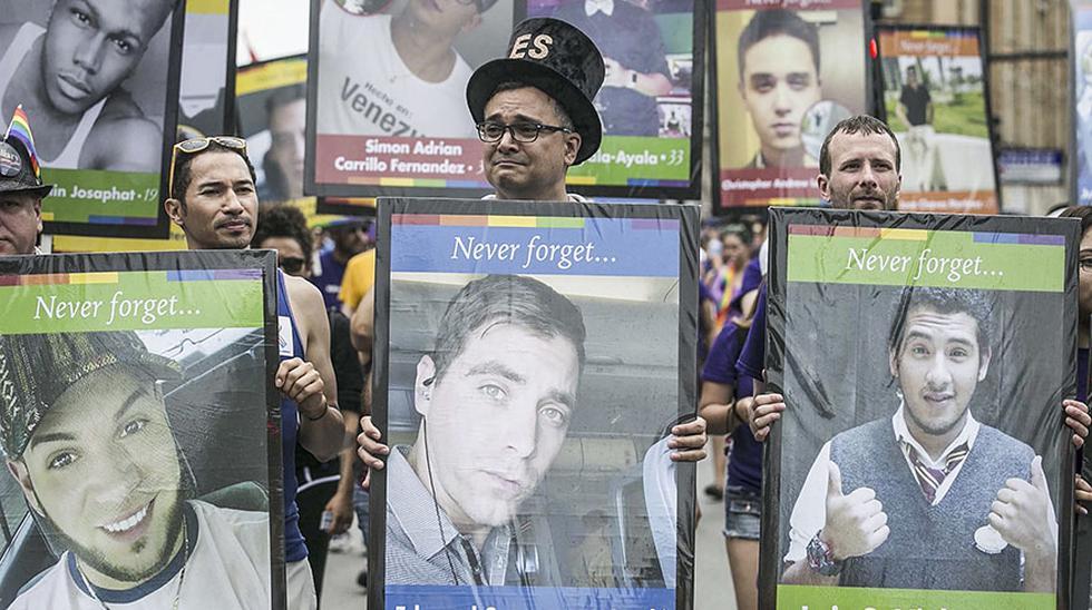 Estados Unidos: Recuerdan a víctimas de Orlando en desfiles gay - 4