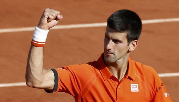 Novak Djokovic ya aseguró su presencia en el Masters de Londres