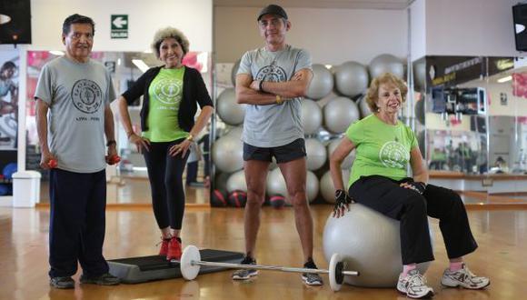 Adulto mayor: cinco cosas que debe saber si piensa ir al 'gym'