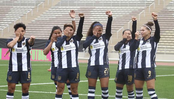 Alianza Lima Femenino tiene rivales en la Copa Libertadores Femenina. (Foto: Twitter @ligafemfpf)