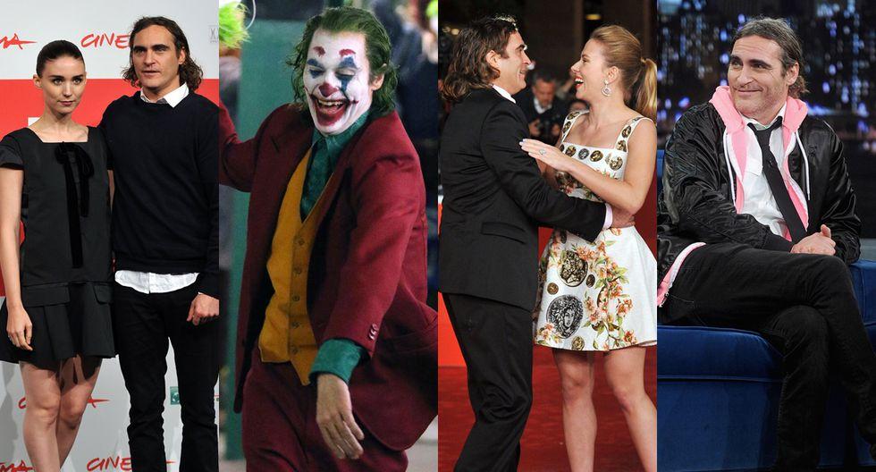"""En medio del éxito arrollador que le ha deparado su interpretación del nuevo """"Joker"""" en la película del mismo nombre, Joaquin Phoenix cumple 45 años de edad."""