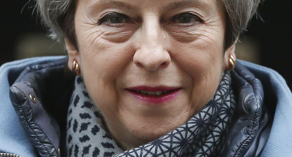 Theresa May, primera ministra del Reino Unido. (Foto: AP)
