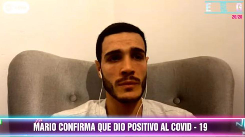 """Mario Irivarren se quiebra en vivo en """"Esto es Guerra"""" al revelar que tiene coronavirus"""