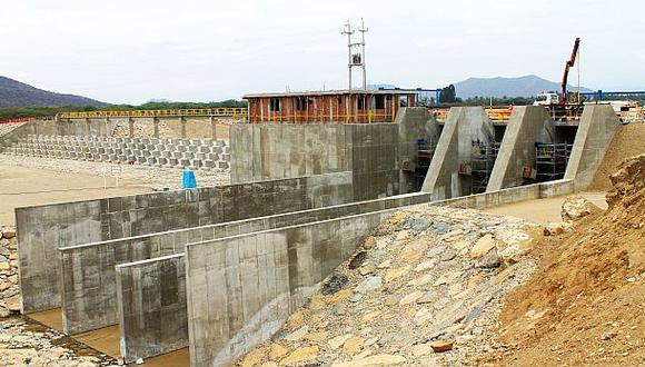 Obras en Olmos se inaugurarán un mes antes de lo previsto