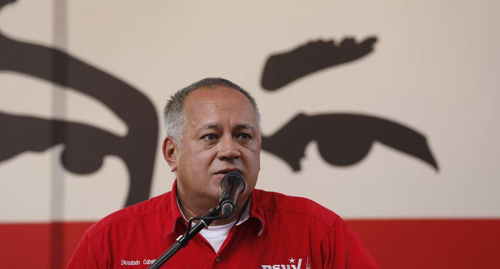 """Fue la primera reacción del chavismo al nuevo informe de Bachelet en el que denunció más casos de """"posibles ejecuciones extrajudiciales"""", así como de """"torturas y malos tratos"""" de detenidos en Venezuela. (AP)"""