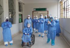 Coronavirus en Perú: 784.056 pacientes se recuperaron del COVID-19 y fueron dados de alta