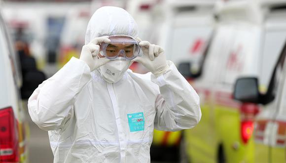 Paciente de Tailandia contagiado de coronavirus y dengue, falleció. (Foto: AFP)