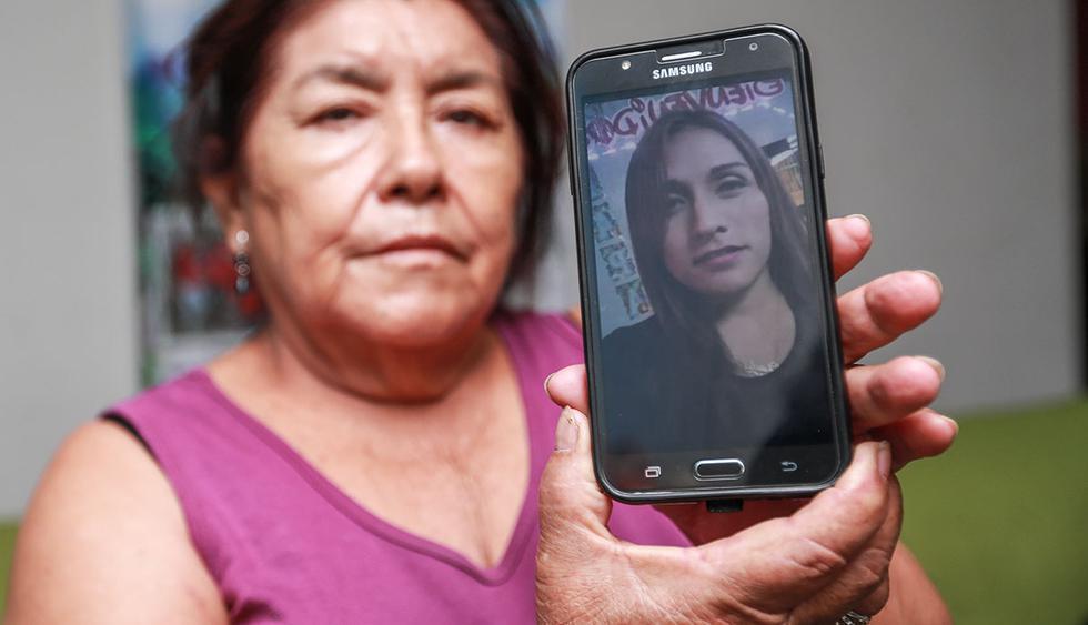 La familia de Claudia Vera exige justicia. A la fecha no se ha detenido a nadie por el asesinato de la activista (Foto: Lino Chipana).