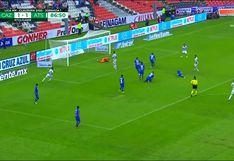 Jeraldino anotó el gol del triunfo 2-1 de Atlas sobre Cruz Azul en el Azteca y por la primera fecha del Clausura 2020 de la Liga MX [VIDEO]