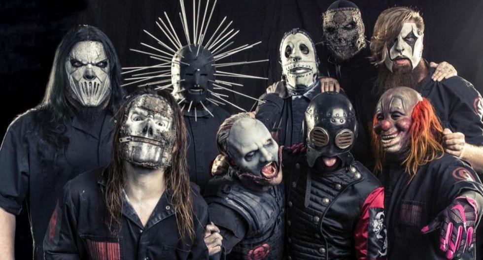 Slipknot regresa a Perú en noviembre para ser parte del cartel del Vivo x el Rock. (Foto: Slipknot)