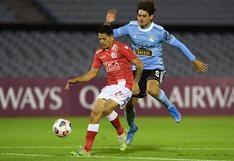Sporting Cristal empató 0-0 ante Rentistas por la Copa Libertadores