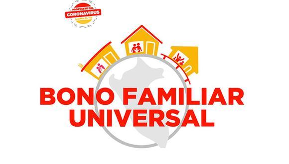 El Bono Familiar Universal se entregará en un único pago de 760 soles.