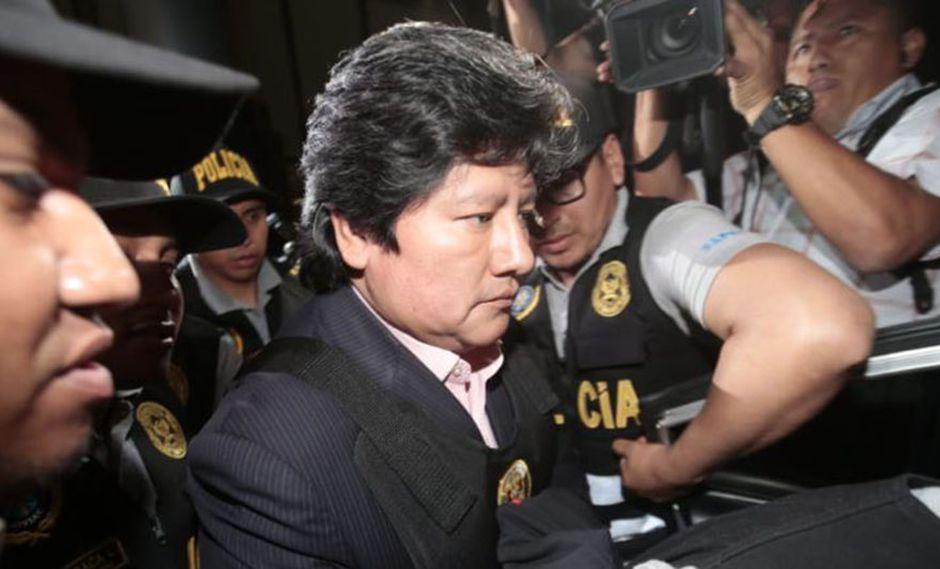 ADFP indicó que detención judicial de Edwin Oviedo daña la imagen del fútbol peruano. (Foto: Hugo Pérez/GEC)