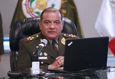 Ejército del Perú: allanan vivienda del jefe del Comando Conjunto de las FF. AA. por Caso 'Gasolinazo'
