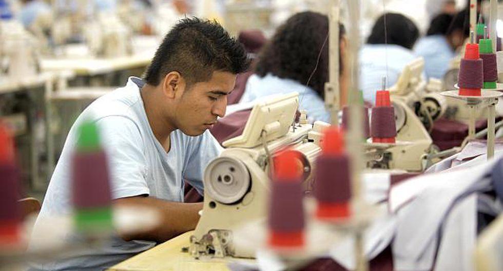 Actualmente existen 1,4 millones de trabajadores cubiertos por el Seguro Vida Ley. (Foto: GEC)