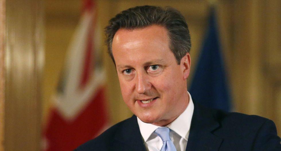 Cameron implora a escoceses que no se separen del Reino Unido