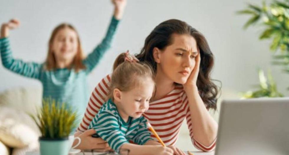 La cuarentena ha obligado a cambiar por completo la cotidianidad del ser humano: ahora la mayoría trabaja en casa con niños y muchos no saben de qué manera poder cumplir con todas las actividades diarias sin desesperarse.