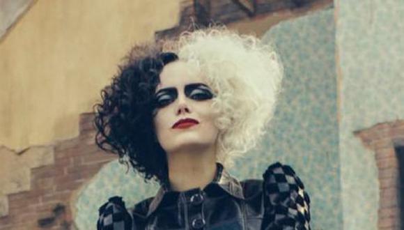 Emma Stone interpretará a Cruella de Vil en la nueva película (Foto: Disney)