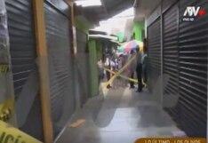 Los Olivos: mujer queda grave tras recibir disparos presuntamente de su pareja | VIDEO