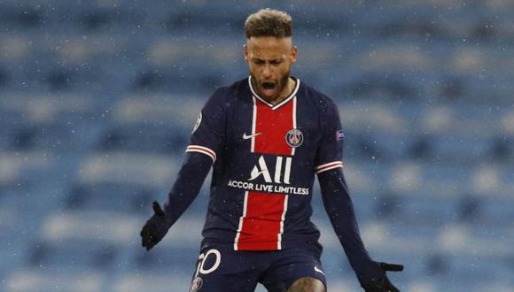 Neymar fue uno de los criticados por la prensa francesa tras la eliminación de PSG. (Foto: Reuters)