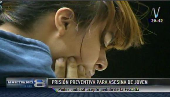 """Joven asesina: """"No soportaría la cárcel, me suicidaría"""""""
