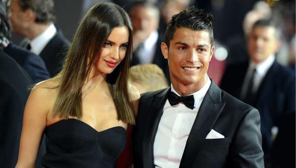 """Ronaldo dice que aún no está """"preparado"""" para casarse con Irina"""
