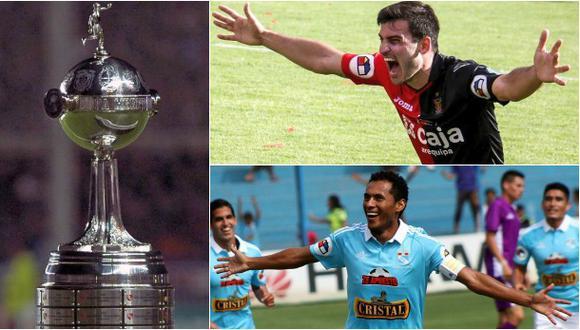 Copa Libertadores: Sporting Cristal y Melgar debutan en torneo