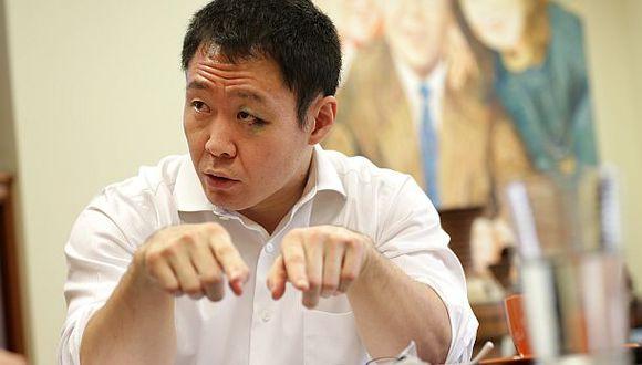 """Kenji Fujimori: """"No he emitido declaraciones de ninguna índole"""""""