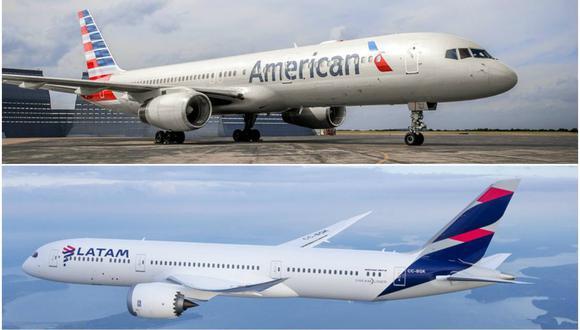 Hasta el momento, la alianza entre Latam y American Airlines ya fue aprobada en los comités de libre competencia de Colombia (mayo), Uruguay y el Perú.