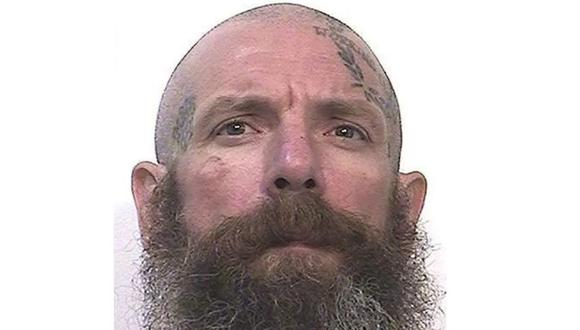 Jonathan Watson, de 41 años, está preso en una cárcel de California, en Estados Unidos. (Foto: AP)