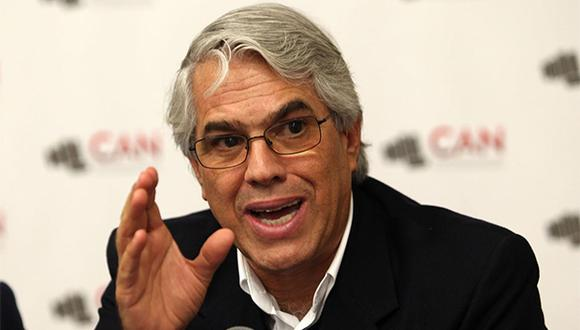 """""""Si te niegas a que una institución como el CNM tenga niveles mínimos de exigencia, entonces parece que quieren perpetuar esta situación de podredumbre en la justicia"""", señaló Costa. (Foto: Agencia Andina)"""