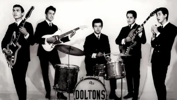 """Falleció Fernando Bolarte, director y baterista del emblemático grupo """"Los Doltons"""". (Foto: captura de video)"""
