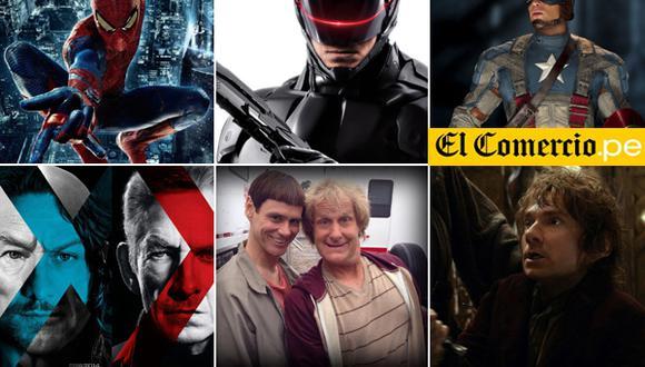 Estos son los filmes más esperados del año [FOTO INTERACTIVA]
