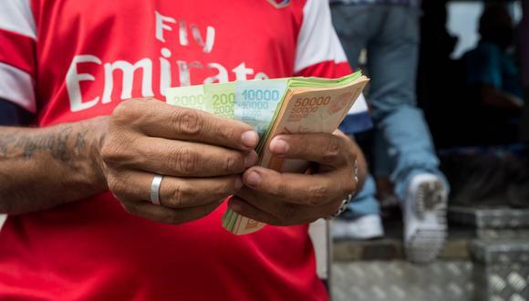 Sepa aquí a cuánto se cotiza el dólar en Venezuela este viernes 27 de noviembre de 2020. (Foto: EFE)