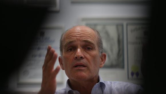 Roque Benavides evitó responder si su ingreso al Partido Aprista tiene como finalidad ser candidato a la Presidencia de la República en el 2021.  (Foto: Archivo Grupo El Comercio)