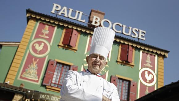 Paul Bocuse. (Foto: AP)