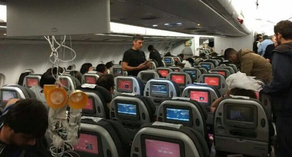 Avianca: 12 heridos en vuelo Lima-Buenos Aires por turbulencia - 1