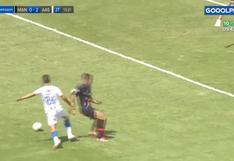 Alianza Atlético vs. Carlos A. Mannucci: golazo de Diego Saffadi tras anticipación y asistencia de Alberto Rodríguez | VIDEO