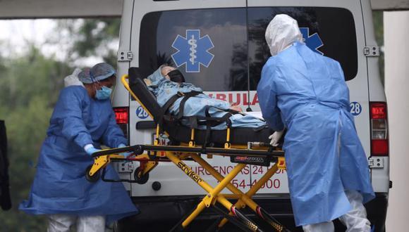 Coronavirus en México | Últimas noticias | Último minuto: reporte de infectados y muertos hoy, sábado 31 de julio del 2021 | Covid-19. (Foto: EFE/ Sáshenka Gutiérrez).