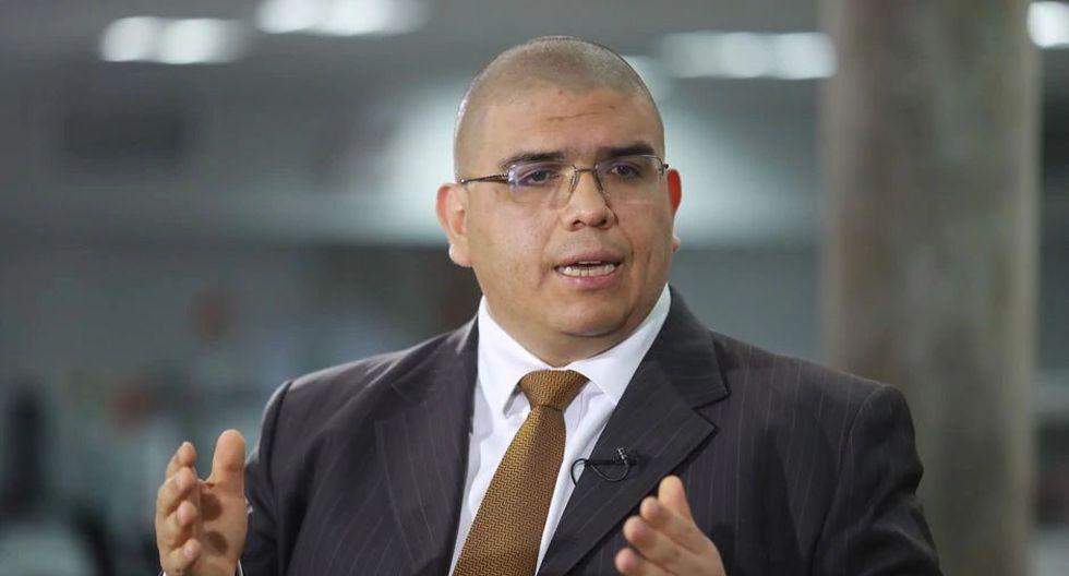 Fernando Castañeda reemplazará a Ana Teresa Revilla al frente del Ministerio de Justicia (Foto: GEC)