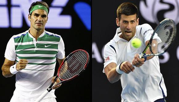 Australian Open: Federer y Djokovic ganaron y avanzaron